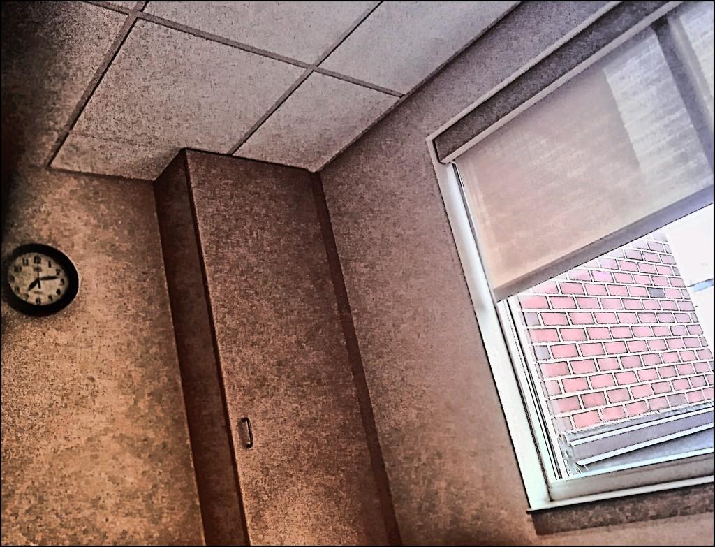 Hospital Room 1 by olivetreeann