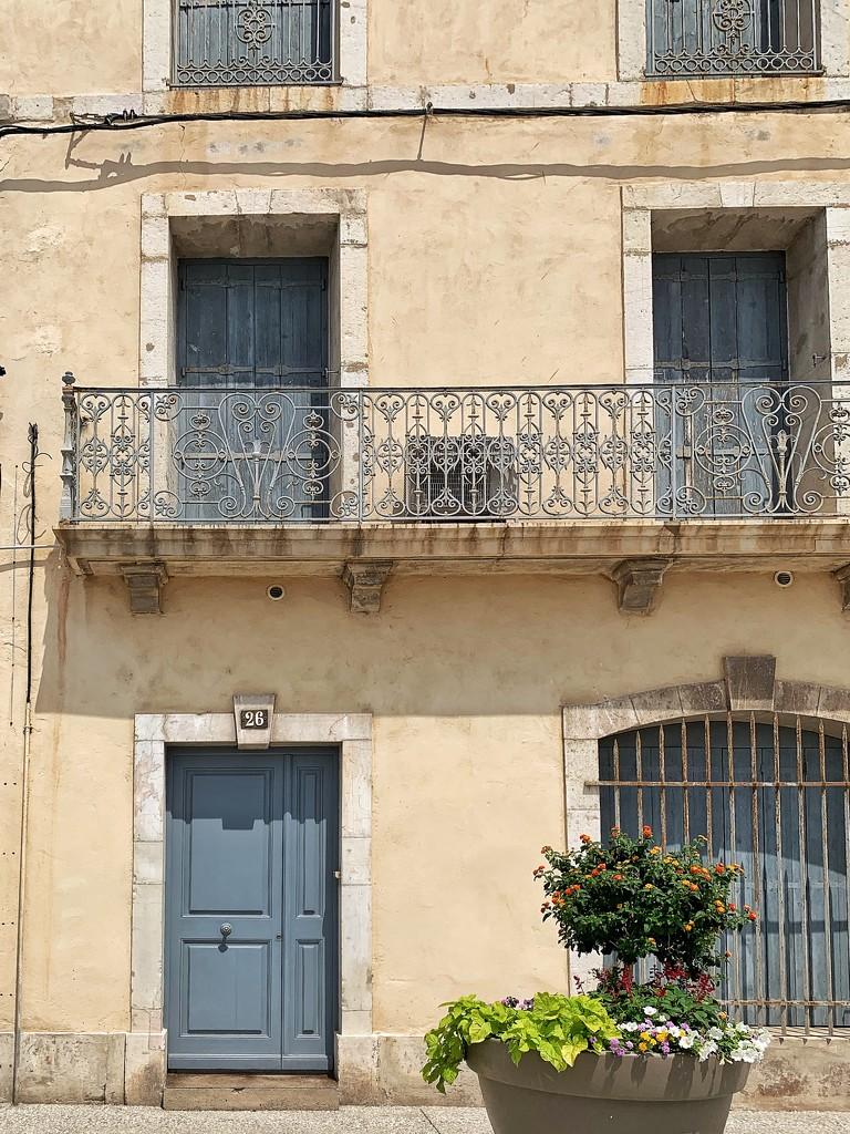 Plenty of hearts on the balcony.  by cocobella
