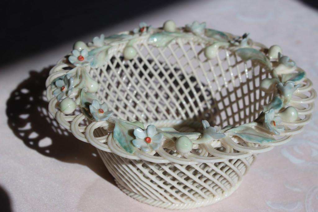 Belleek basket by jb030958