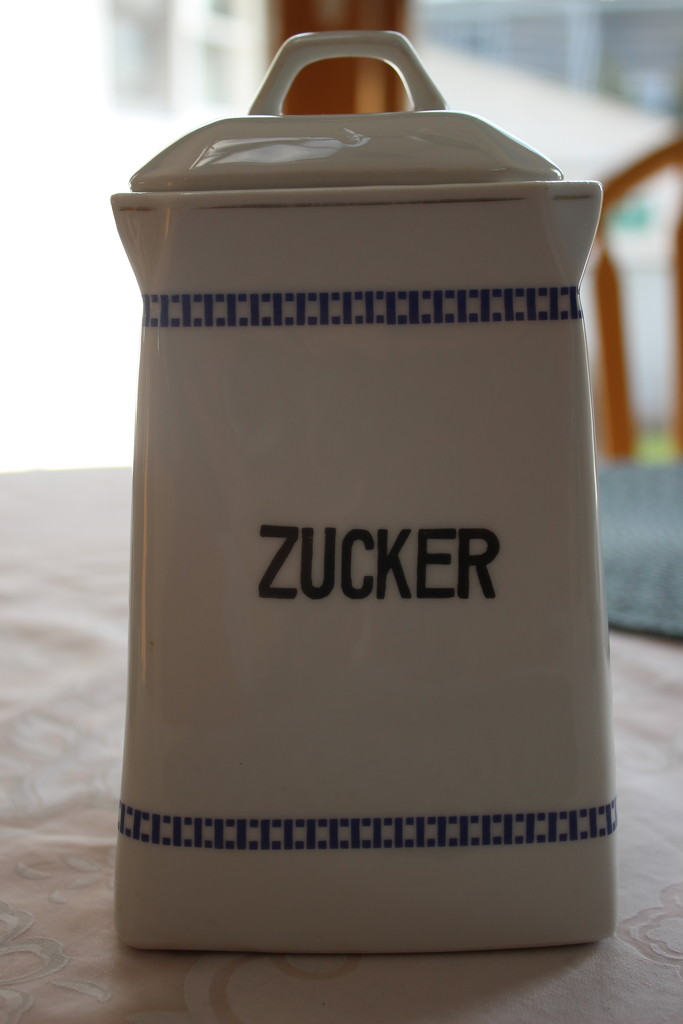 Zucker/Sugar canister by jb030958