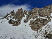 21st Apr 2021 - Above Emerald Lake