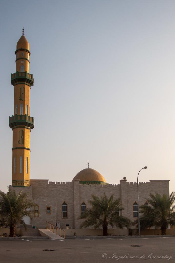 Sheikh Khalili Mosque by ingrid01