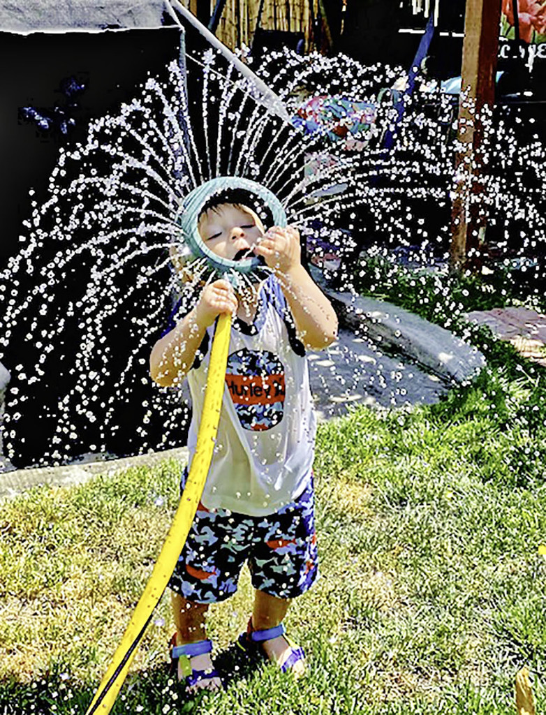 The Proper Way to Wear A Sprinkler This Season by joysfocus