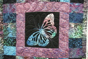 23rd Apr 2021 - Quilts #1 - Butterfly