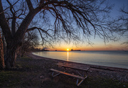 23rd Apr 2021 - Lakeside Sunrise