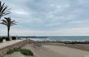 24th Apr 2021 - Empty beach