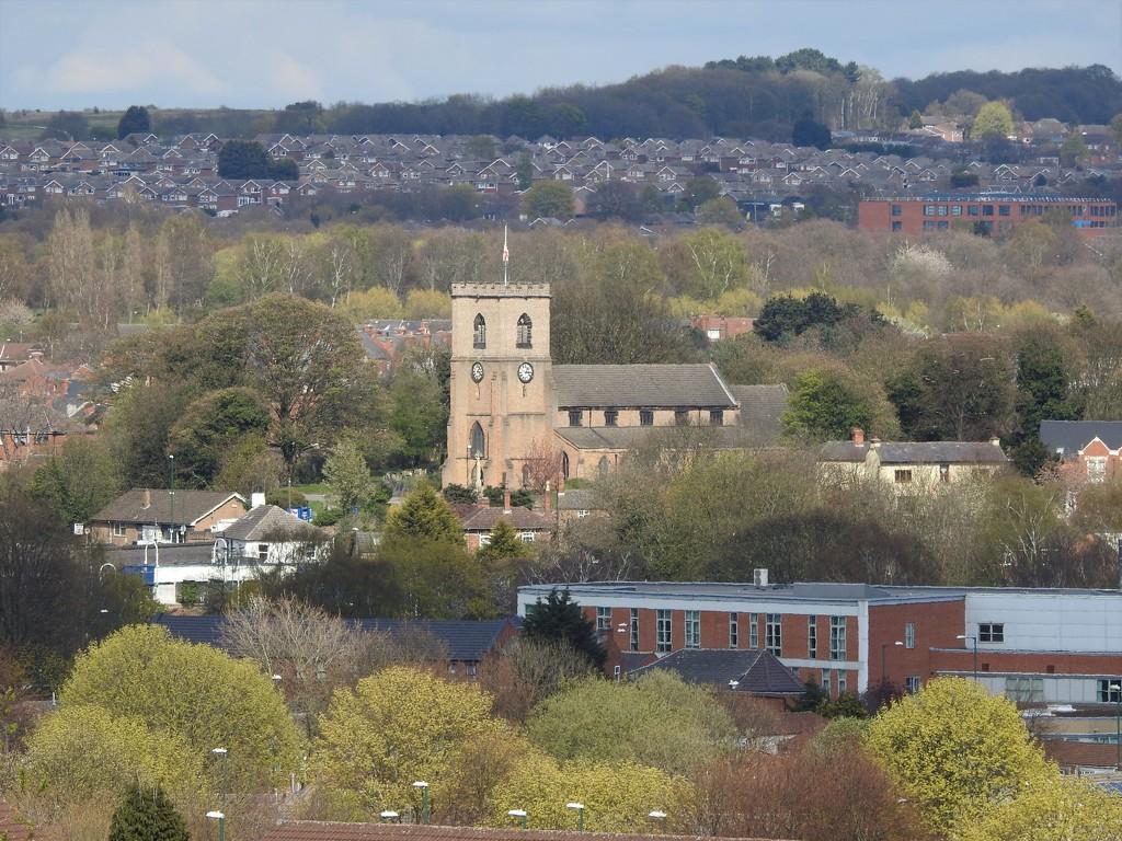 Bulwell Church by oldjosh
