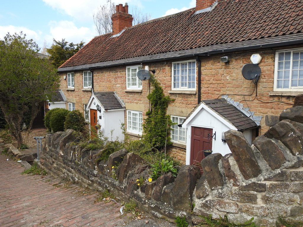 Bagnall Cottages by oldjosh