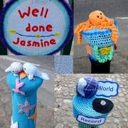 25th Apr 2021 - Well Done Jasmine!