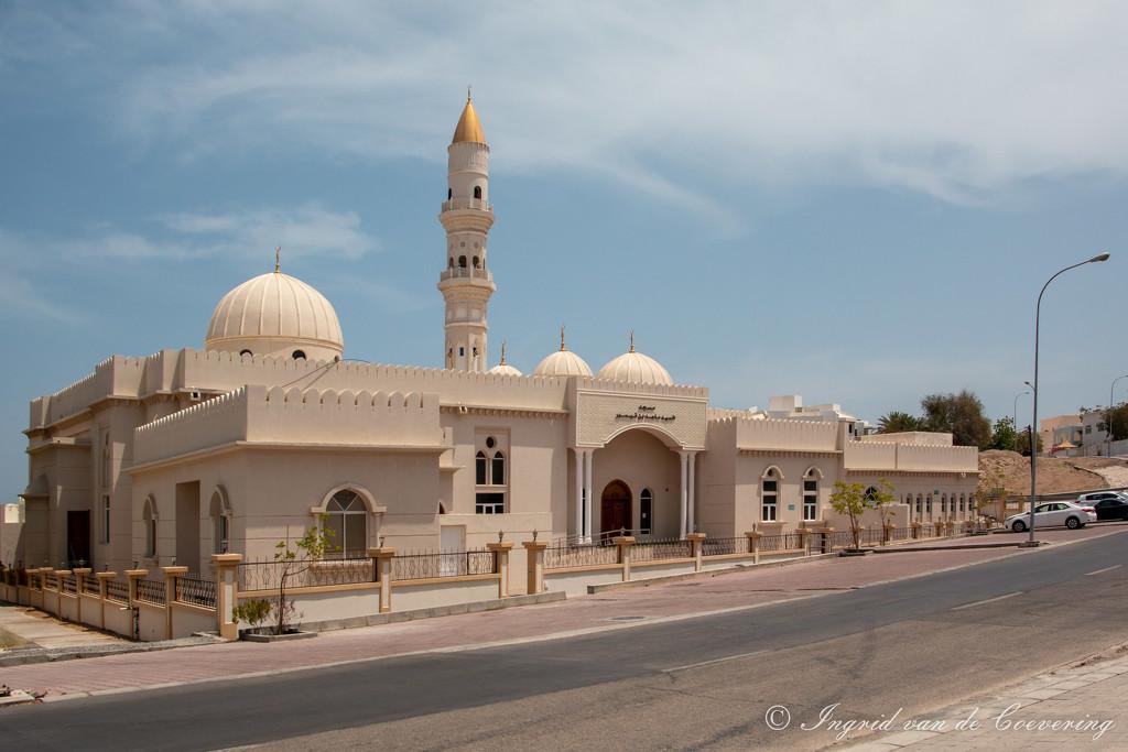 Said bin Taimur Mosque ?! by ingrid01