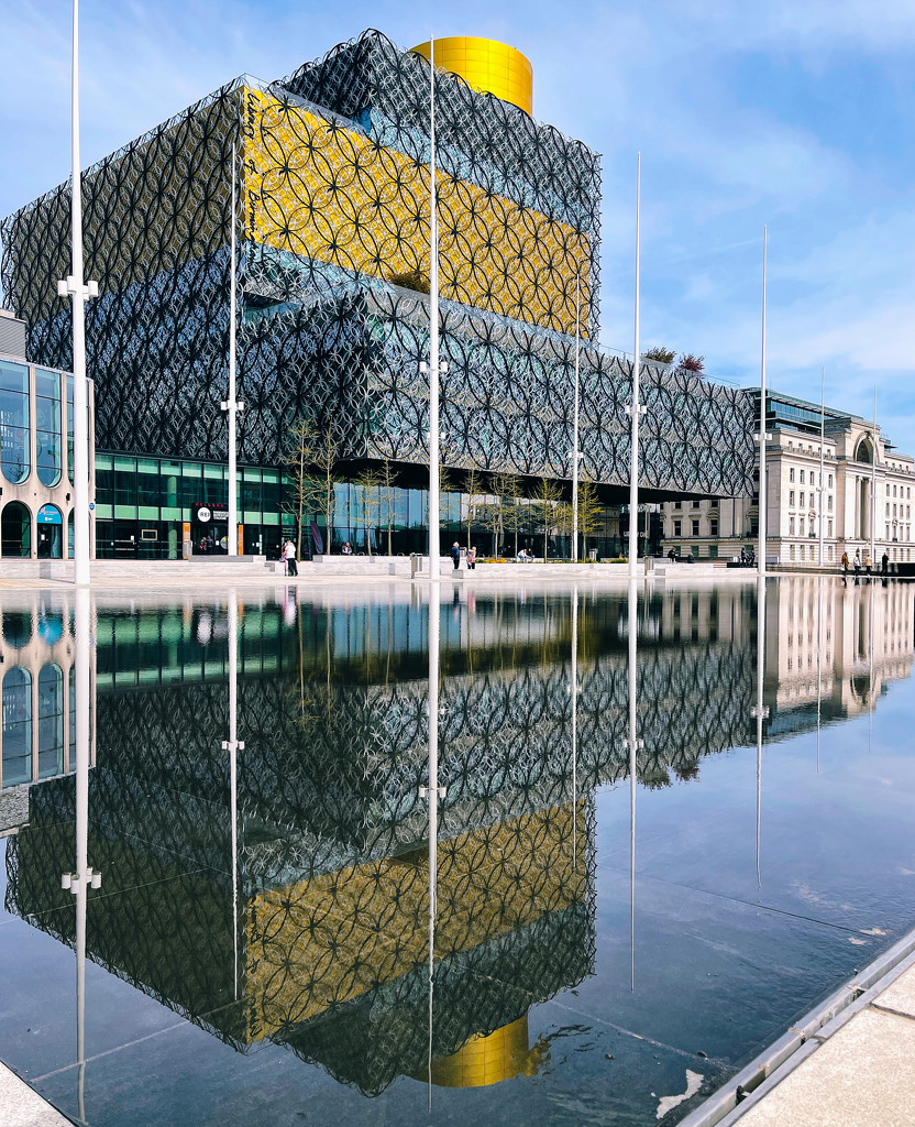 Library of Birmingham by tinley23