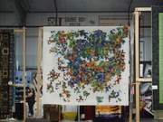 26th Apr 2021 - Quilts #4:  Unusual Design
