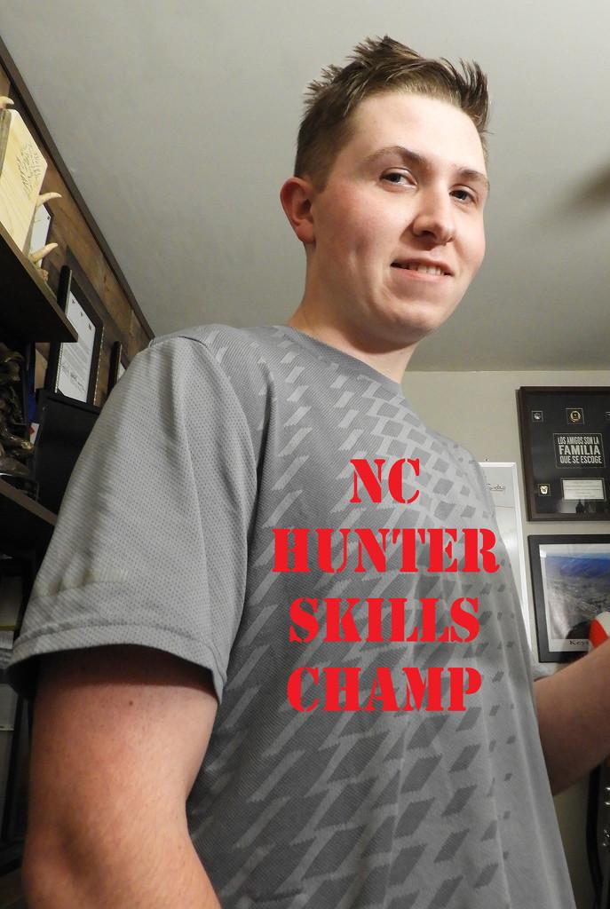 State Champ Hunter Skills by homeschoolmom