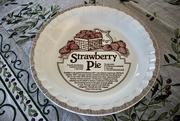 27th Apr 2021 - Pie plate