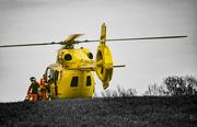 27th Apr 2021 - Air Ambulance