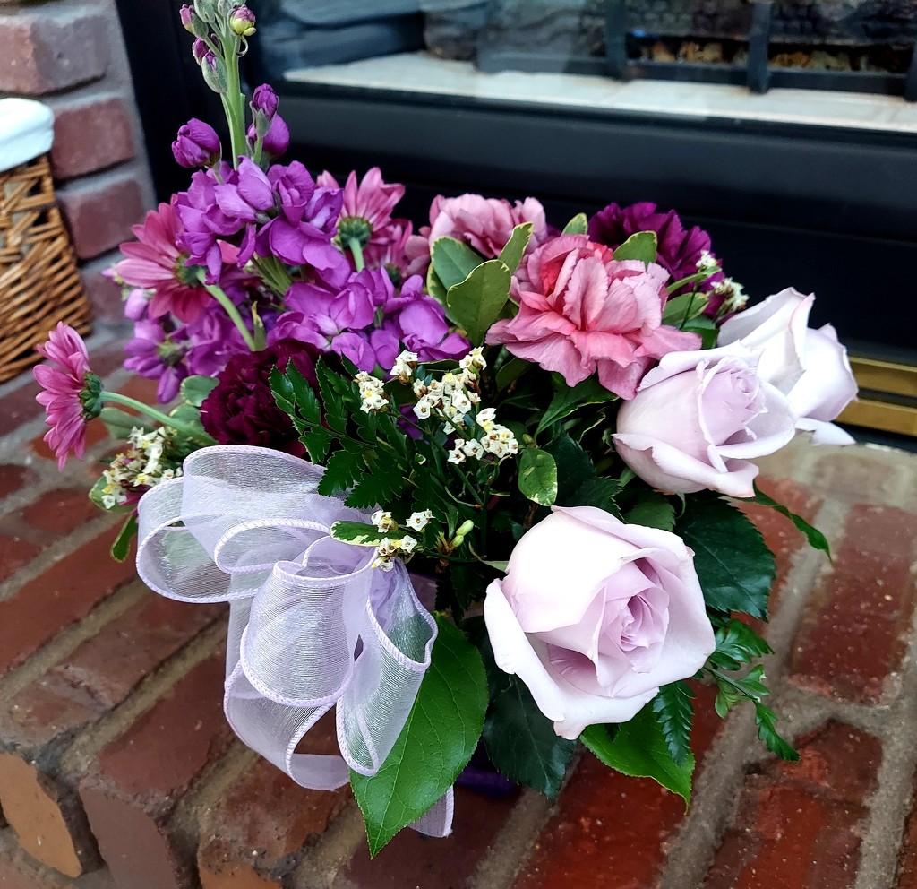 Birthday Flowers  by harbie
