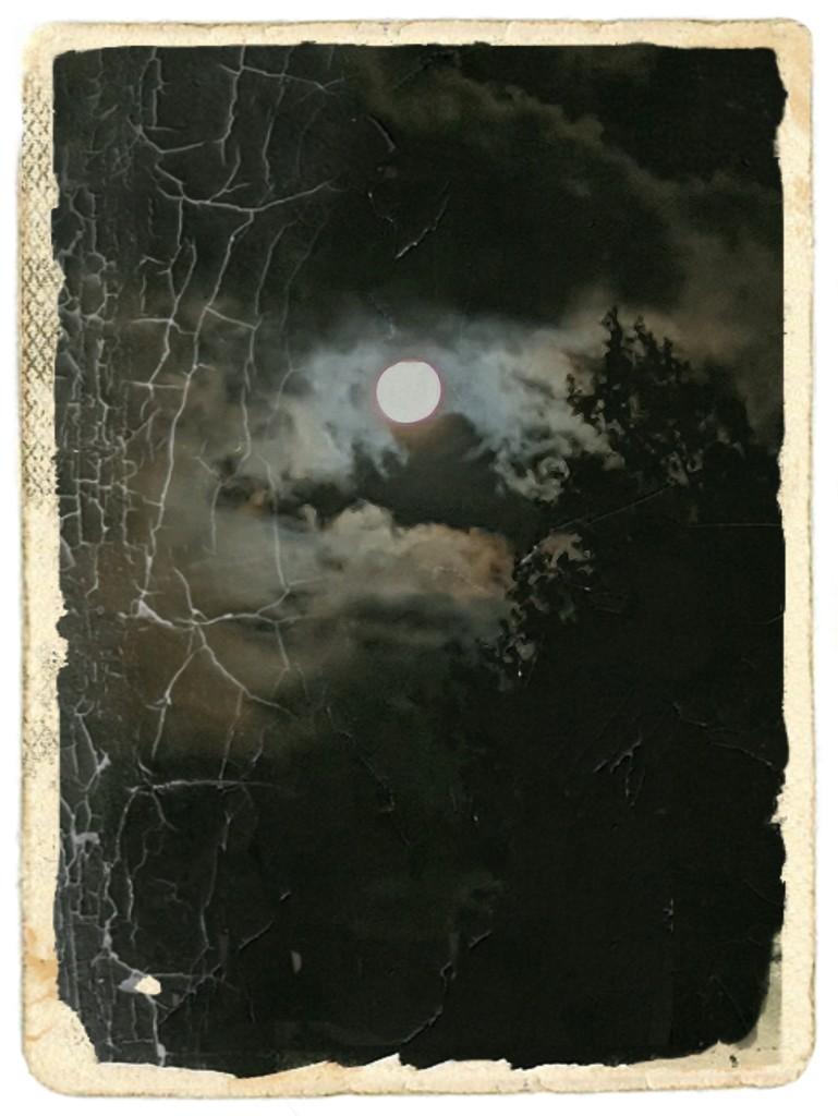 Full Moon by sandradavies