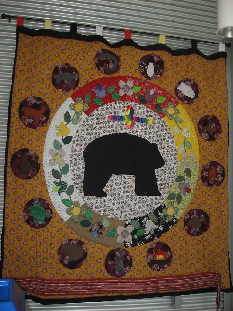 Quilts #6: At Trent University by spanishliz