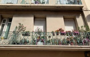 29th Apr 2021 - Hearts and flowers on the balcony.
