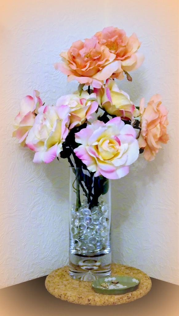 Roses by beryl