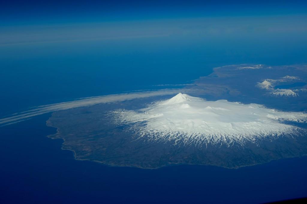 Aleutian chain views by yoland