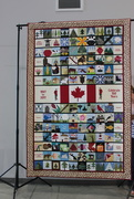 29th Apr 2021 - Quilts #7: Canada at 150
