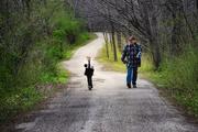 29th Apr 2021 - walking race-