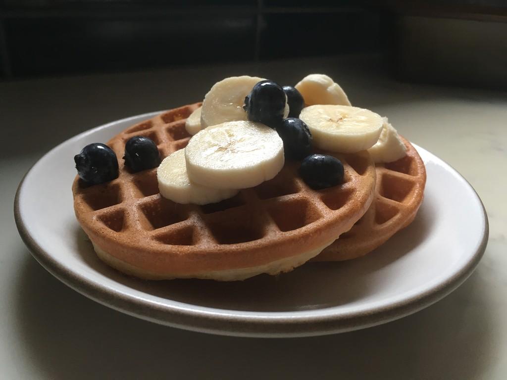 Waffles  by handmade