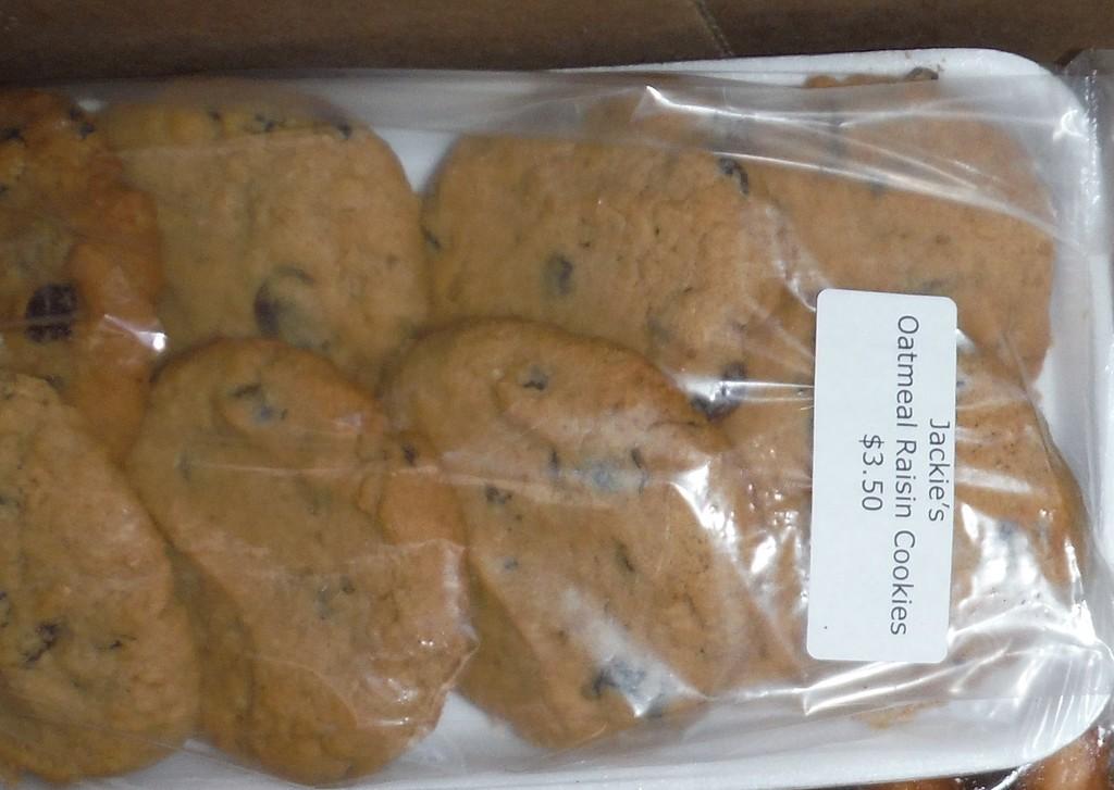 Oatmeal Cookie Day by spanishliz