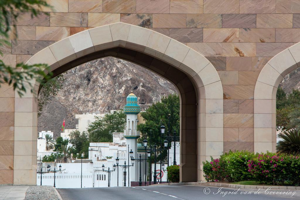 Muscat Gate by ingrid01