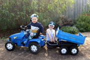 2nd May 2021 - My little farmers
