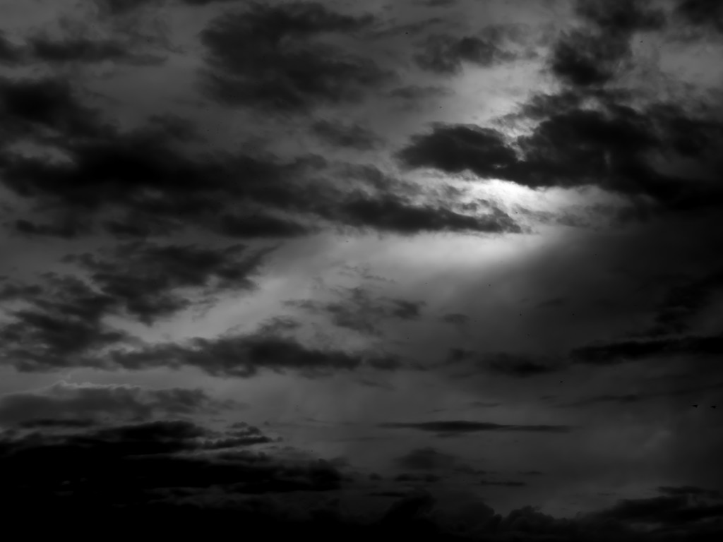 clouds by northy