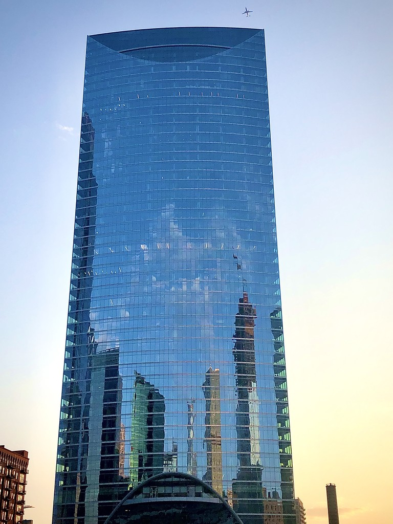 Reflection of Sweet Home Chicago by cashep19
