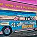 Fabulous Hudson Hornet Art