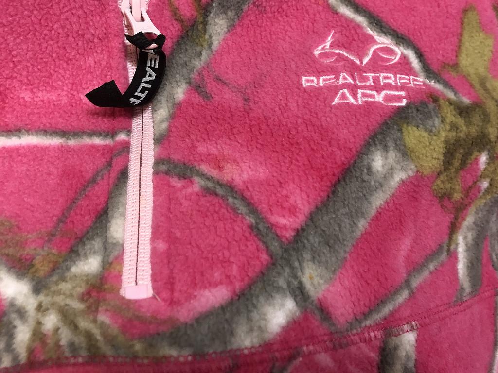 Pink camo shirt by homeschoolmom