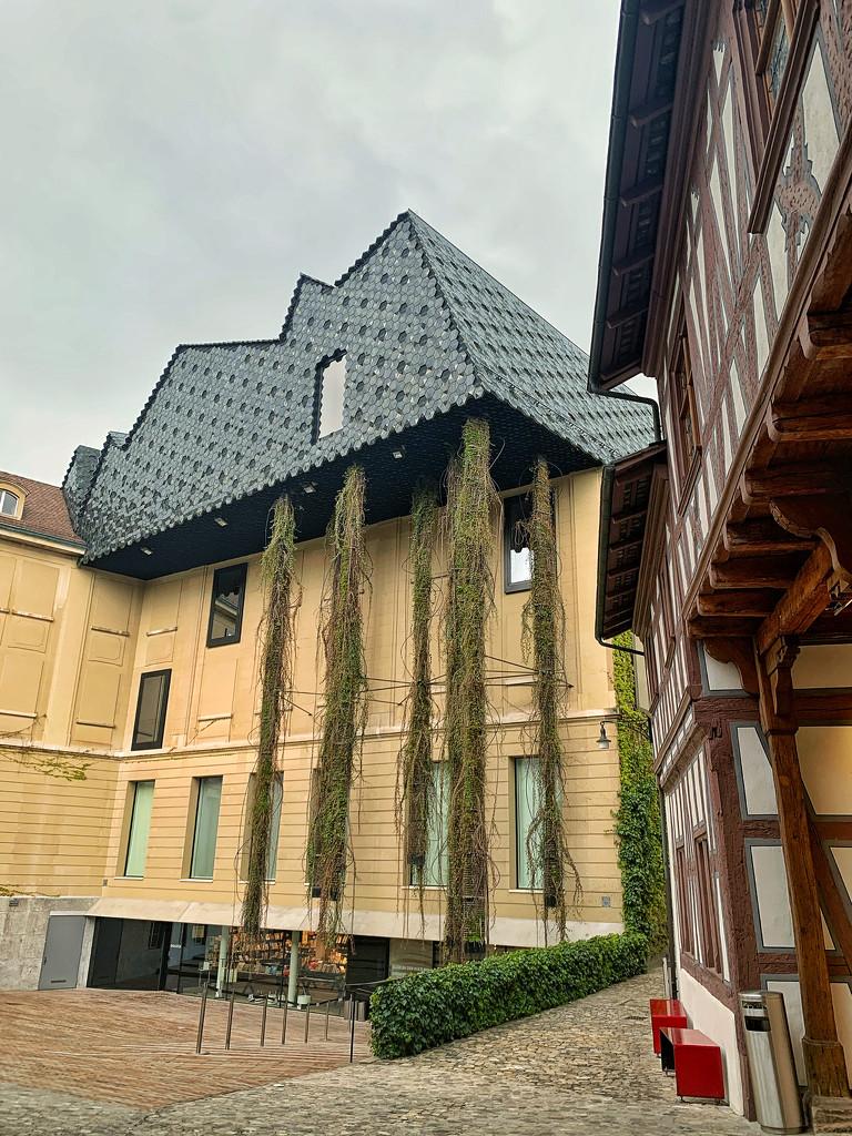 Museum of culture.  by cocobella