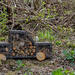 Cute insect hotel