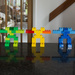 Five robots