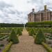 The formal gardens at Ham House
