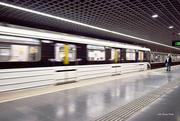 2nd May 2021 - Metro station