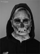 3rd May 2021 - Spooky Selfie