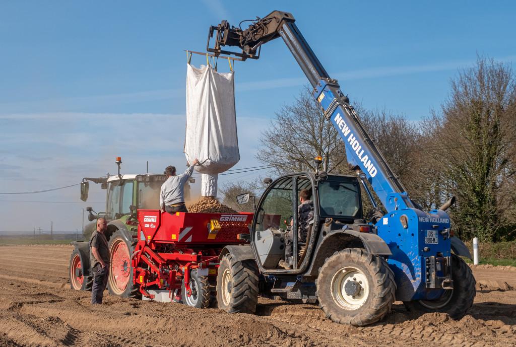 Modern Farming by vignouse
