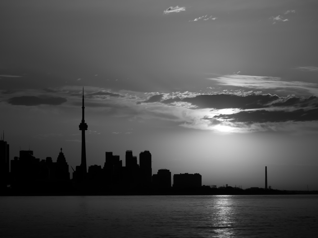 cityscape by northy