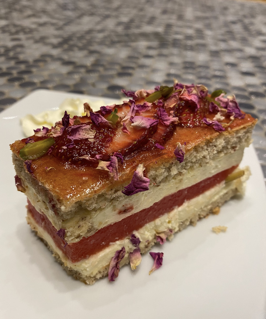 Dessert by kjarn