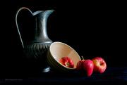 3rd May 2021 - Window Light on apples