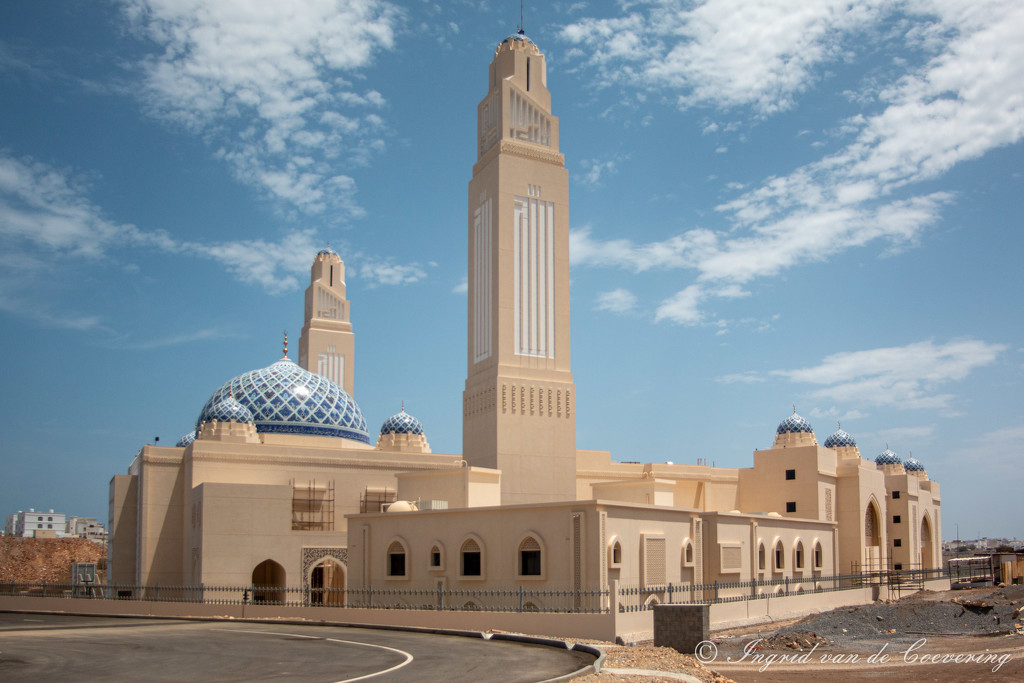Masjid A'Salam by ingrid01