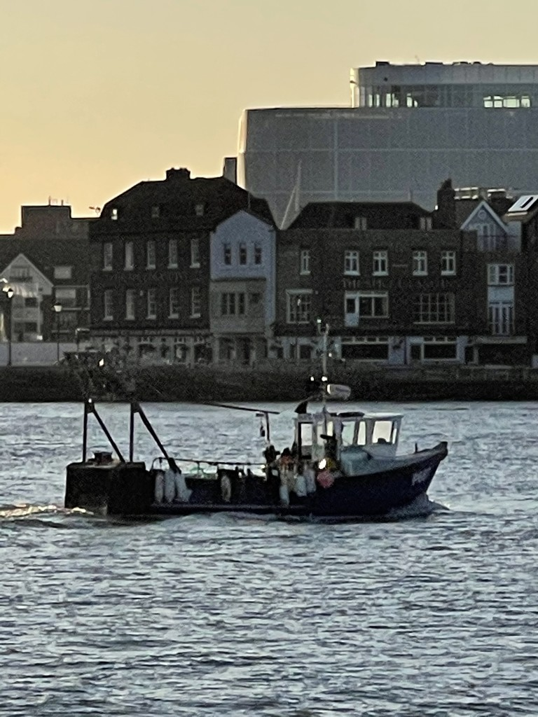 A little fishing boat by bill_gk