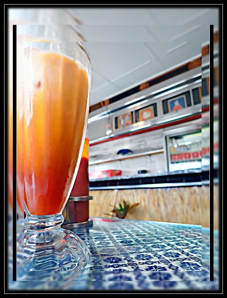 Thai Tea by olivetreeann