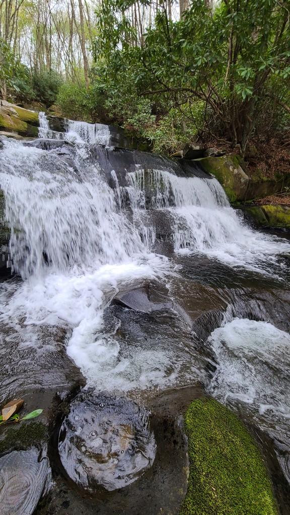 Smoky Mtn Waterfall #2 by photograndma