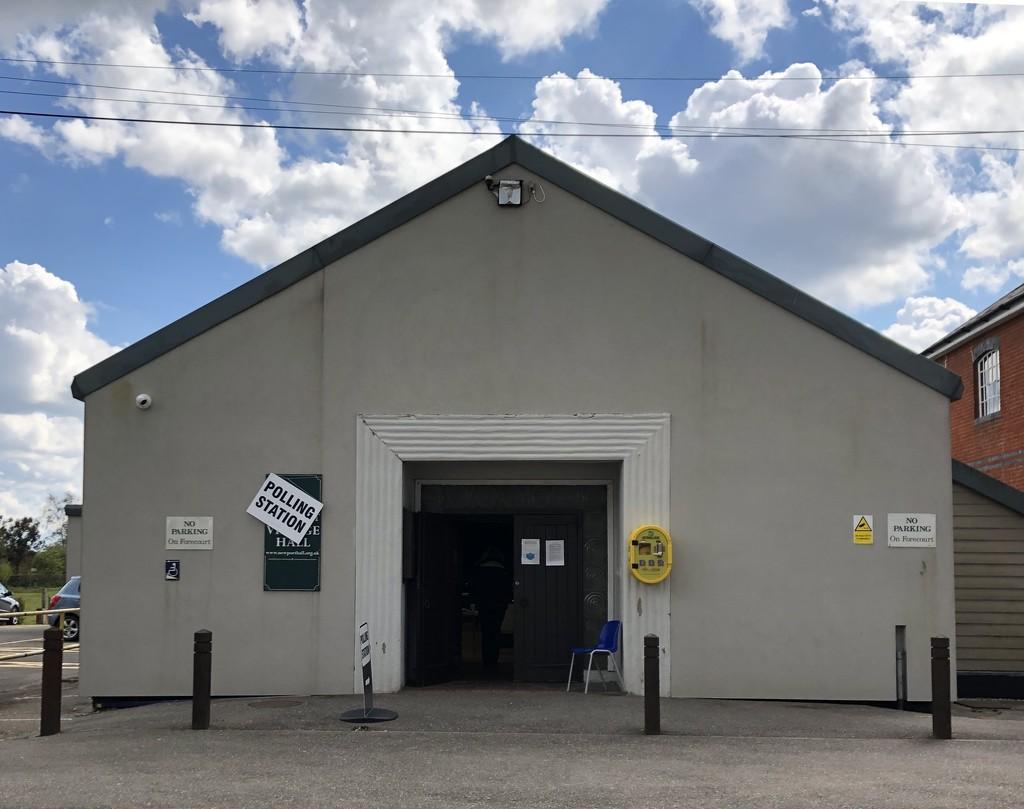 Polling Station by arkensiel